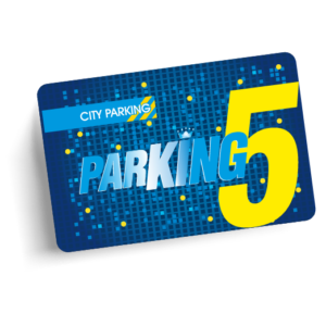City Parking Tarjeta Parking 5