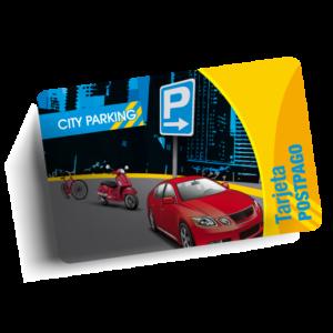 City Parking Tarjeta Postpago