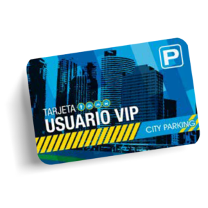 City Parking Tarjeta VIP